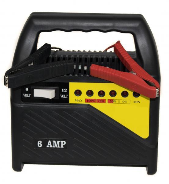 PRO 6A -  Redresor auto Intensiv 2