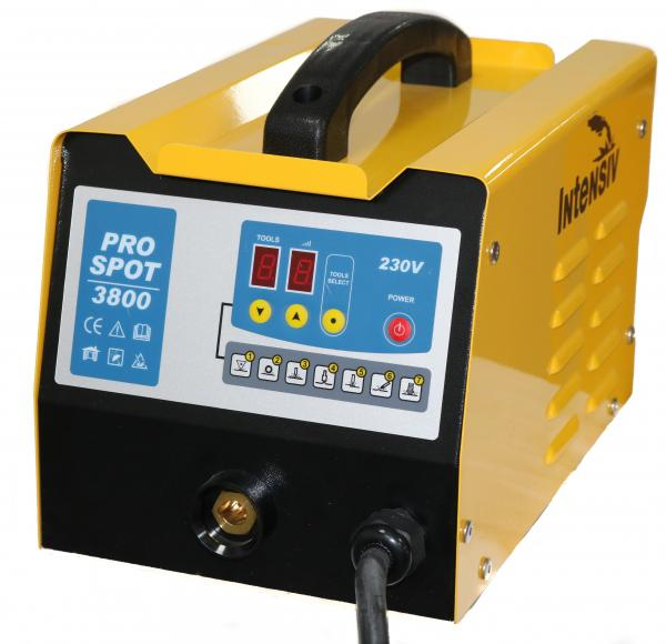 PRO SPOT 3800 230V - Aparat pentru tinichigerie auto 0