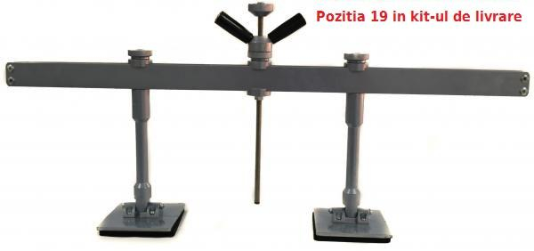 PRO SPOT 3800 400V - Sistem complex sudura in puncte INTENSIV 2