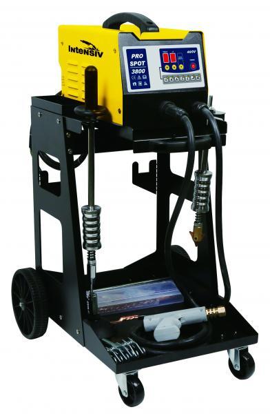 PRO SPOT 3800 400V - Sistem standard sudura in puncte INTENSIV 0