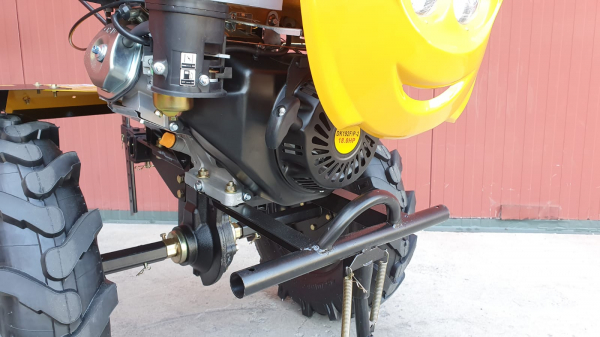 ProGarden HS1100-18 - Motosapa fara diferential motor EURO V 18 CP 6