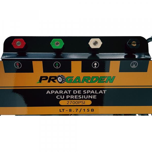 Progarden LT8.7/15B - Aparat de spalat cu jet 3