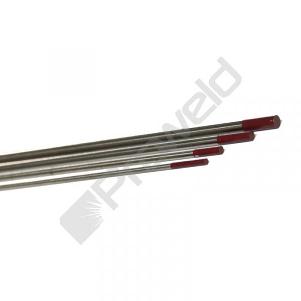 Proweld - Electrod Tungsten rosu 1.6 mm 0