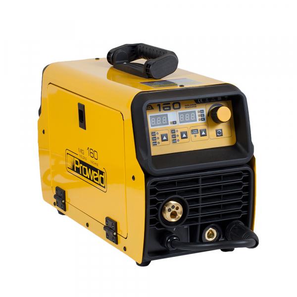 ProWeld MIG-160GD - Invertor sudare cu trei functii: MIG / MMA / Lift TIG 0
