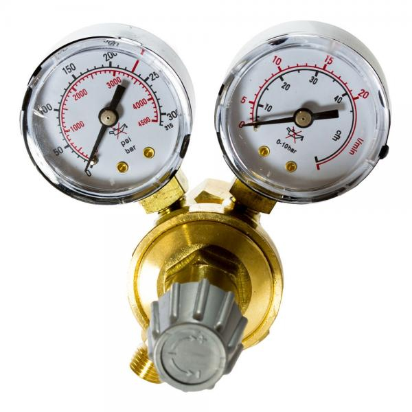 Reductor presiune AR/CO2 cu 2 manometre 0