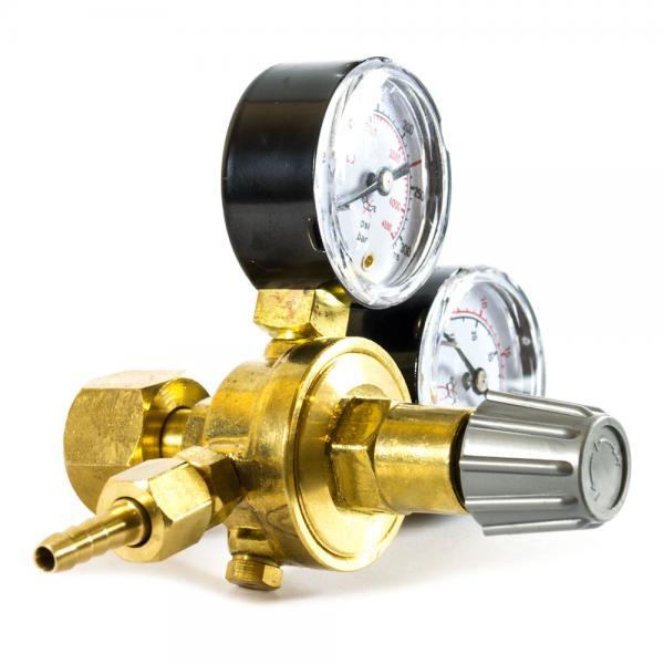Reductor presiune AR/CO2 cu 2 manometre 1
