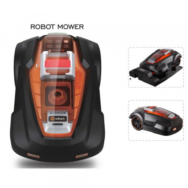 Robot taiere gazon Redback RM24A(4AH) (cu acumulator si incarcator) 2