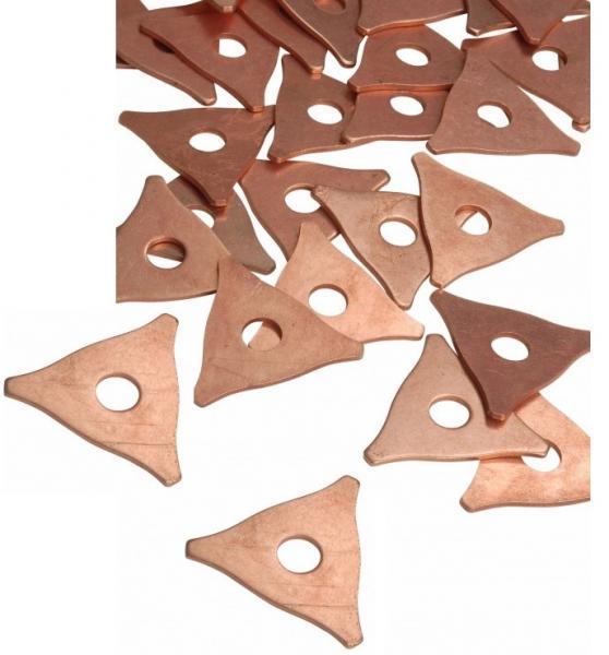 Saibe triunghiulare set 100 buc 0