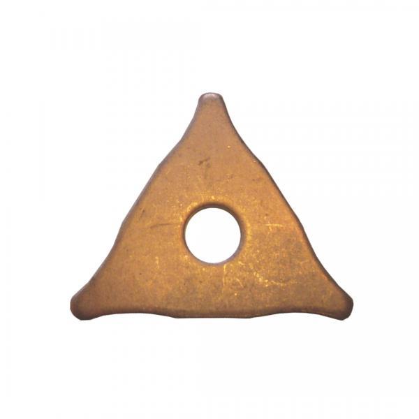Saibe triunghiulare sudura puncte set 20 buc [0]