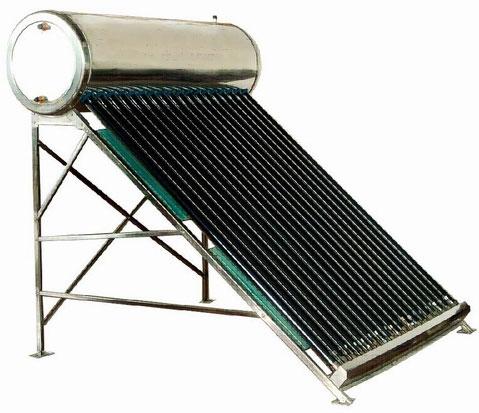 Sistem solar presurizat Sontec I SPP-470-H58/1800 - 165 litri - 18 tuburi 0