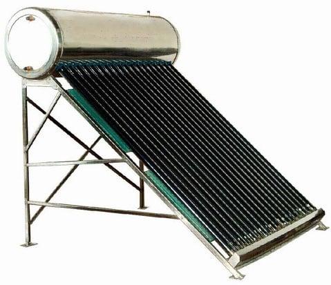 Sistem solar presurizat Sontec I SPP-470-H58/1800 - 190 litri - 20 tuburi 0