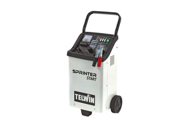 SPRINTER 4000 START -  Robot produs de TELWIN 1