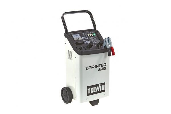 SPRINTER 4000 START -  Robot produs de TELWIN 3
