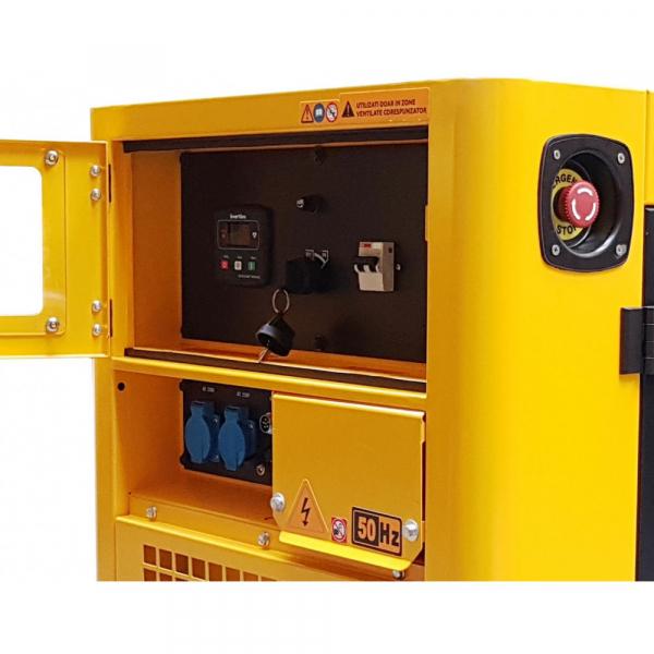 Stager YDE12T generator diesel monofazat 1