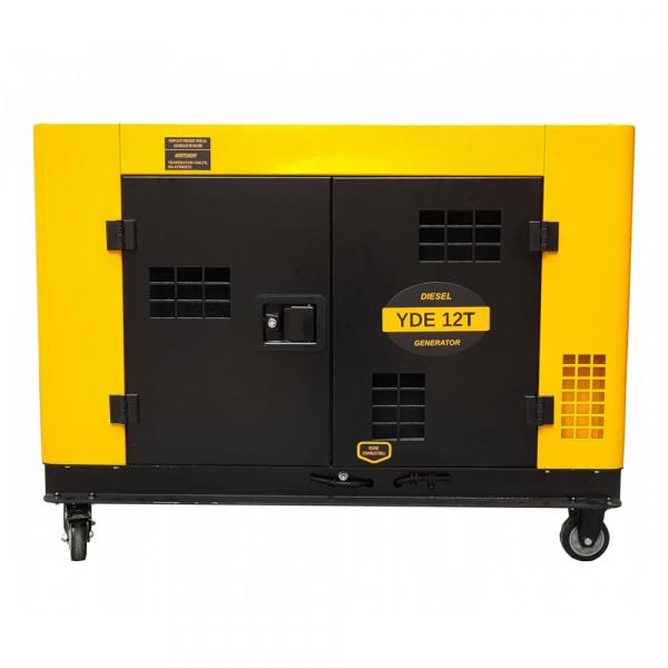 Stager YDE12T generator diesel monofazat 0