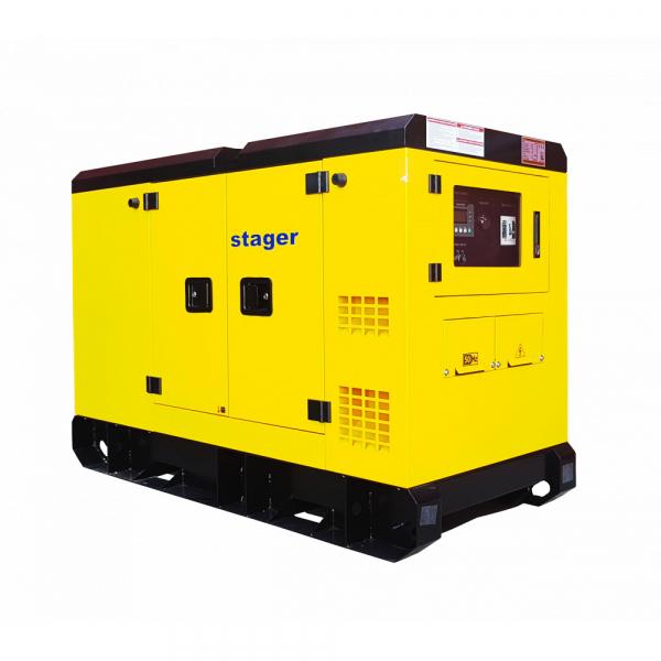 Generator Diesel Insonorizat Stager YDY100S3 1500 rpm 0
