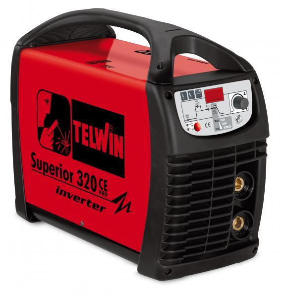 Superior 320 CE VRD -  Invertor sudura TELWIN [0]