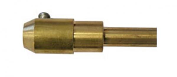 Suport pentru electrod carbune incalzit tabla  4