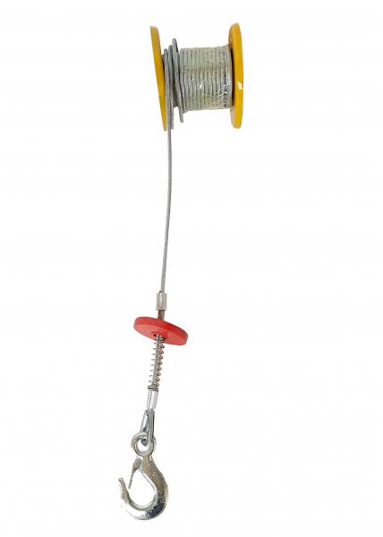 Tambur cablu pentru palan PA600 0