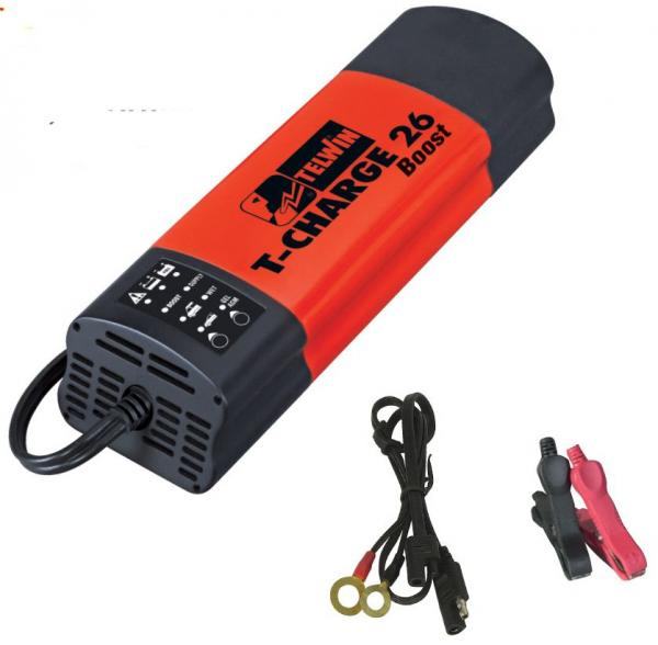 T-CHARGE 26 BOOST - REDRESOR AUTO TELWIN 1