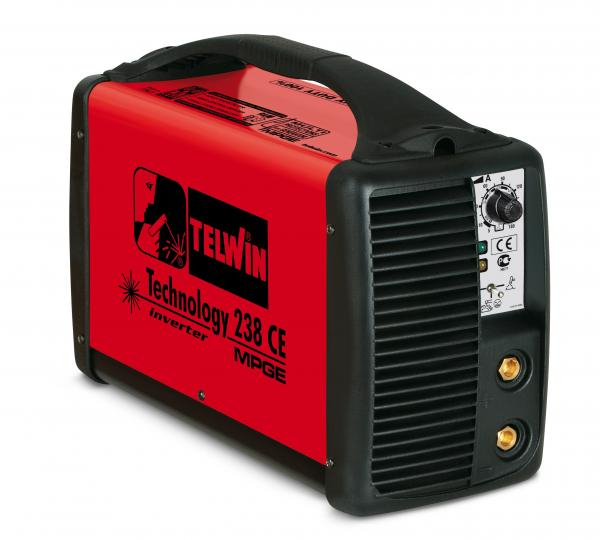 TECHNOLOGY 238 CE/MPGE - Invertor sudura TELWIN 0