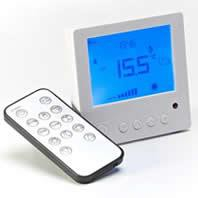 Termostat cu telecomanda Zobo 0