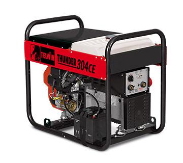 THUNDER 304 CE Generator de sudura Telwin, motor HONDA 0