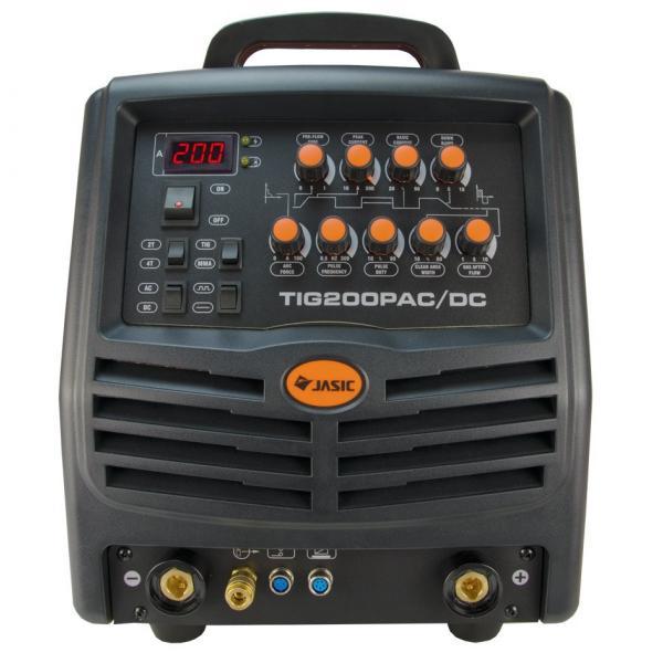 TIG 200P AC/DC Analogic (E101) - Aparat de sudura TIG AC/DC JASIC 4
