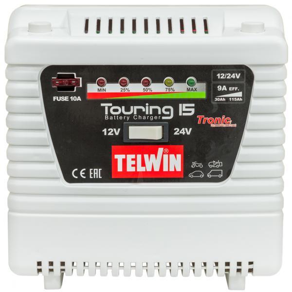 TOURING 15 - Redresor auto TELWIN 0