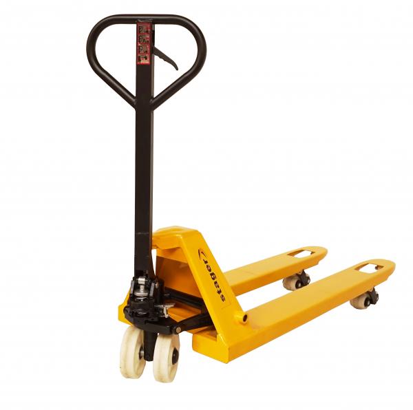 Transpalet Stager HPT2T - 550x1150mm, roti nylon [0]