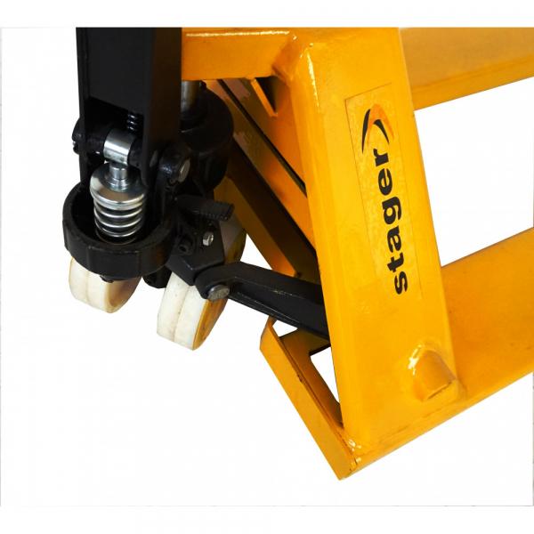 Transpalet Stager HPT5T 685x1200mm, roti nylon 1