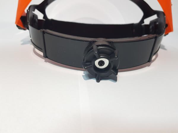 Viziera protectie fata GSHOP cu ecran transparent si cu ecran din plasa cadou 8