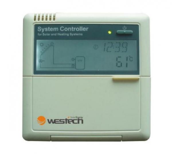 Pachet promotional COMPLEX sistem solar pentru 2 persoane cu 12 tuburi si boiler 120 litri 3