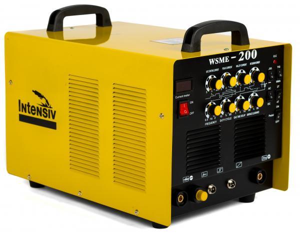 WSME 200 AC/DC - Invertor de sudura aluminiu TIG/WIG INTENSIV 0