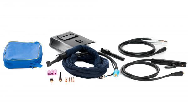 WSME 200 AC/DC - Invertor de sudura aluminiu TIG/WIG INTENSIV 2