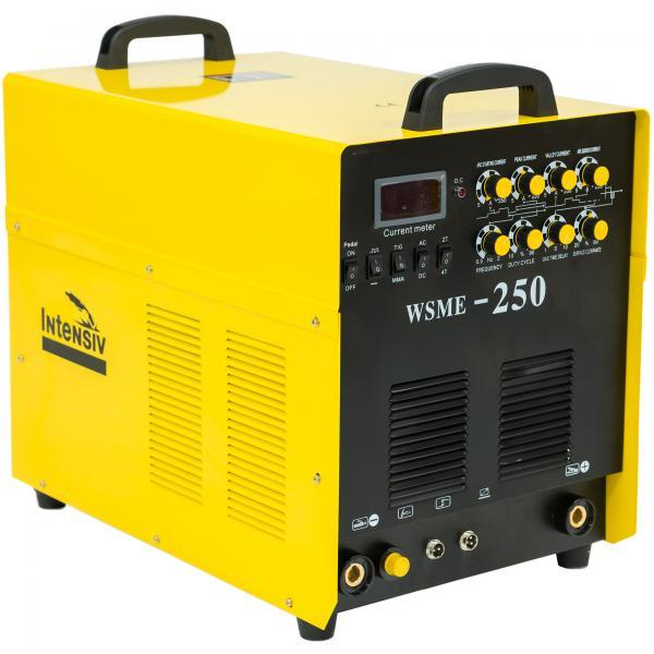 WSME 250 AC/DC 400V - Invertor de sudura aluminiu TIG/MMA INTENSIV 0