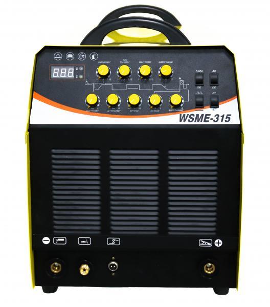 WSME 315 AC/DC 400V - Invertor de sudura aluminiu TIG/MMA INTENSIV [1]