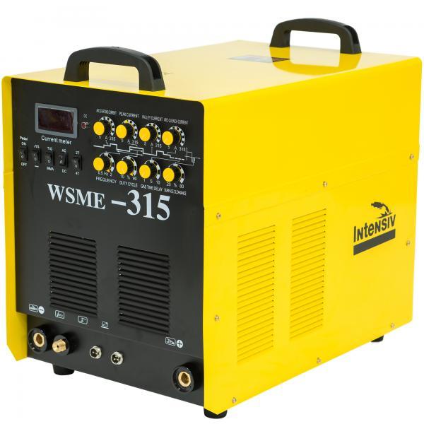 WSME 315 AC/DC 400V - Invertor de sudura aluminiu TIG/MMA INTENSIV [3]