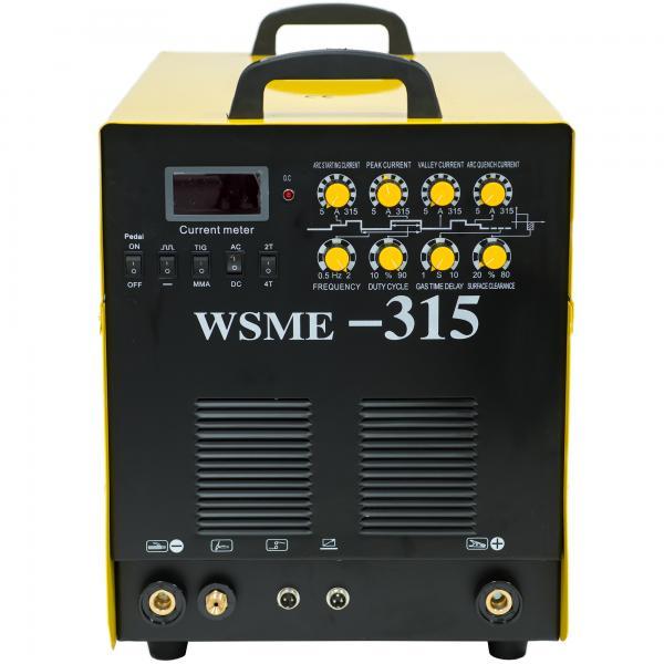 WSME 315 AC/DC 400V - Invertor de sudura aluminiu TIG/MMA INTENSIV [5]