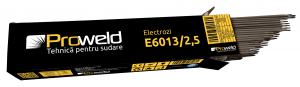 2.5mm E6013 - Electrozi rutilici 5Kg