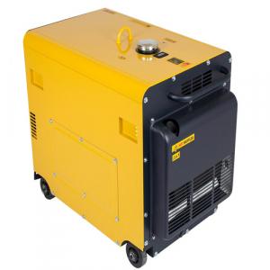Generator insonorizat Kipor KDE 6700 TA2