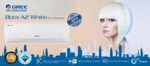 Aer conditionat inverter Gree Bora A2 White 18000 BTU1