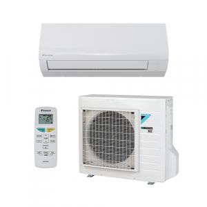 Aparat aer conditionat Daikin SENSIRA BLUEVOLUTION FTXC71C+RXC71C 24000 BTU, inverter, alb [2]