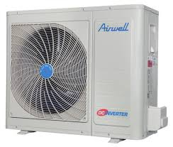 Aparat aer conditionat Airwell HIGH WALL HKD AW-HDM012-N91 12000 btu, inverter, alb, A++2