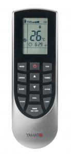 Aparat aer conditionat inverter Yamato YW12IG4 12000 BTU, Wi-Fi, Timmer, autorestart, Freon R322