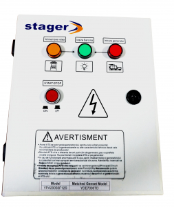Automatizare Stager YPA20050F12S [0]