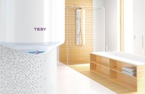 Boiler termo-electric cu o serpentina extinsa Tesy BiLight 120 litri GCV9S 120 44 20 B11 TSRCP1
