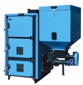 Centrala termica pe peleti Thermostal MCL BIO 120 - 139 kW0