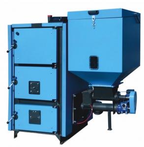 Centrala termica pe peleti Thermostal MCL BIO 250 - 291 kW0