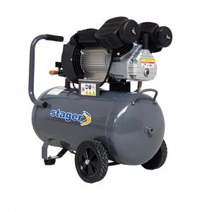 Compresor Stager HM3050V, 50L, 356l/min1